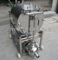 不銹鋼多層板框壓濾機