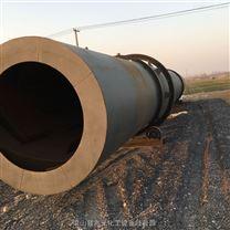 二手2米直径肥料化肥回转滚筒烘干机