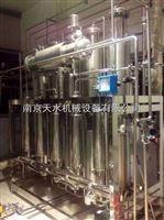 双管板蒸馏水机