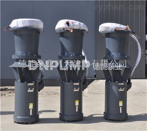 专业生产大型潜水轴流泵厂家