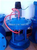 JM742X气动液动隔膜式池底排泥阀