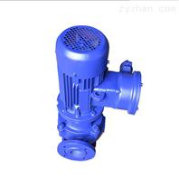 IGF型防爆衬氟管道泵化工泵