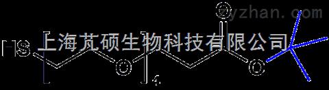 HS-PEG4-CH2CH2COOtBu;564476-33-1;巯基