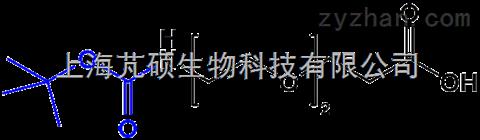 Boc-NH-PEG2-CH2CH2COOH;1365655-91-9