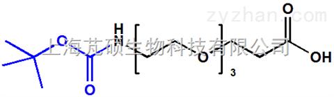 Boc-NH-PEG3-CH2CH2COOH;1347750-75-7