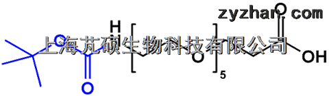 Boc-NH-PEG5-CH2CH2COOH;1347750-78-0
