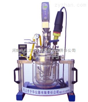 实验室均质乳化反应器首选巩义予华