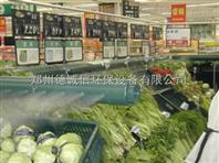 蔬果保鲜喷雾加湿设备生产厂家