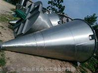二手2吨3吨双螺旋锥形不锈钢混合机