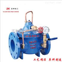 郑州生产 300X缓闭消声止回阀 铸铁法兰连接