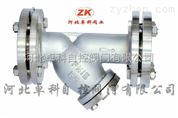 上海供應 Y型過濾器價格 法蘭連接單向閥