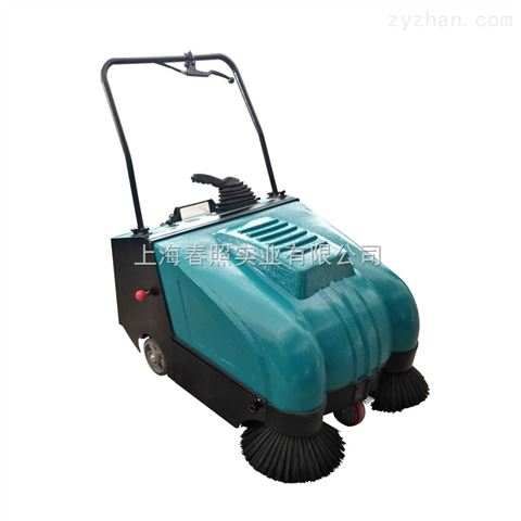振瑞斯品牌电动扫地机 工厂用手推扫地车