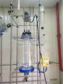 200L双层玻璃反应釜