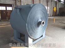 二手100平方螺旋板式不锈钢换热器 冷凝器