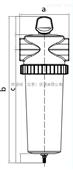 工業過濾器濾殼特點
