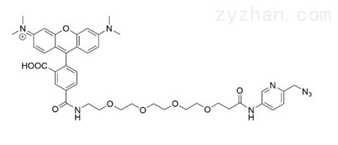 5-TAMRA Picolyl Azide|5-TAMRA Picolyl N3