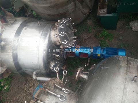 汕头二手电加热发酵罐