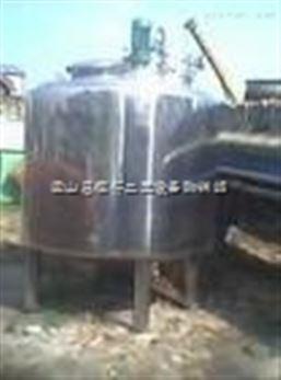 永安市二手乳品发酵罐