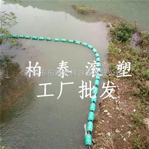 警示浮筒定做 云南塑料拦污浮筒 怒江浮筒