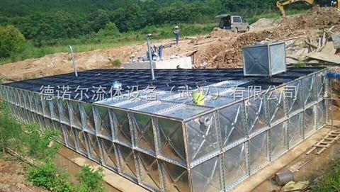 武汉 生活水箱工程/蓄水水箱定做