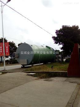 四川资阳移动通信智能一体化泵站加强玻璃钢