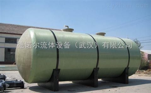 食品厂生产污水 地埋式一体化处理设备