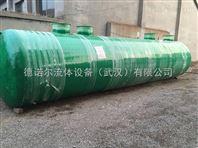 大流量 卧式 养殖屠宰污水处理设备 定做