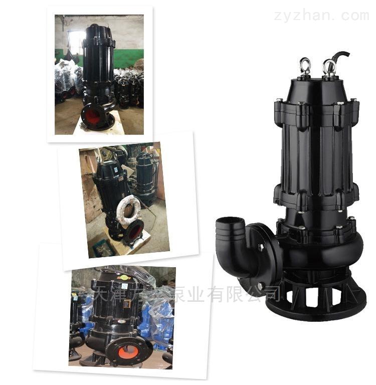 天津东坡18.5kw潜水排污泵