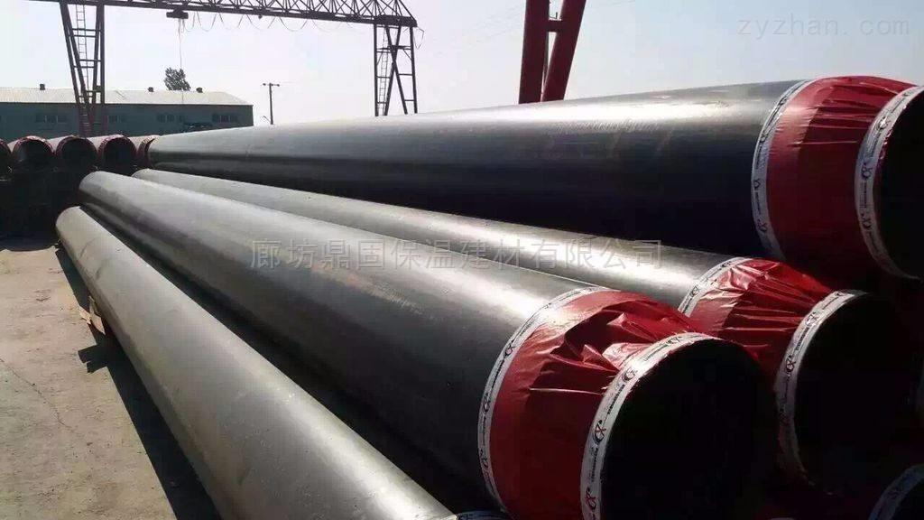 新型聚氨酯耐高温复合保温管施工工艺
