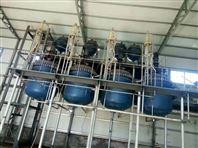 二手6300升机械密封开式搪瓷反应釜