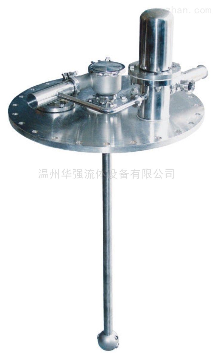 卫生级罐顶组件GAZ-2D