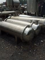 二手不銹鋼換熱器長期出售