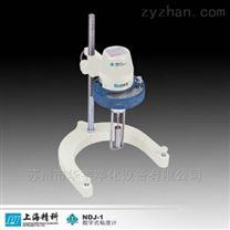 上海精科旋轉式粘度計NDJ-1
