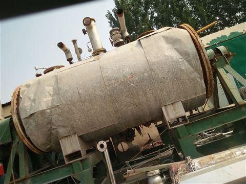 济南二手真空耙式干燥机