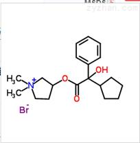 格隆溴铵|596-51-0|抗胆碱药|消化系统