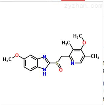 奥美拉唑73590-58-6|优质消化系统用药直销