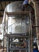 头孢三嗪专用盘式干燥机