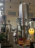 沸騰幹燥機