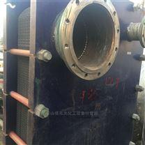 二手120平方不銹鋼板式換熱器熱交換器轉讓