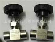 304不锈钢内螺纹针阀上海生产