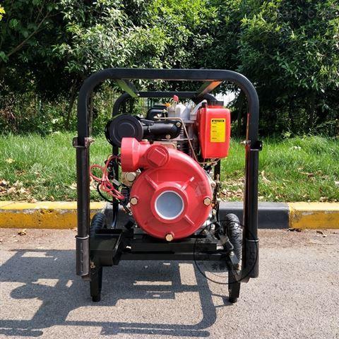 山地高扬程柴油机自吸水泵HS30HP