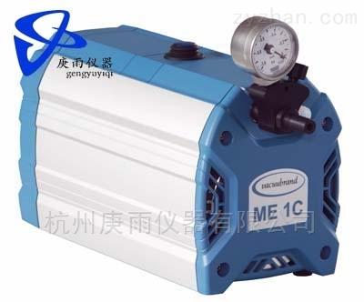 VACUUBRAND化学隔膜泵 ME 1C