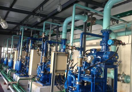 JZJS型罗茨水环泵真空机组