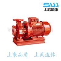 XBD系列卧式单级消防泵 工作原理