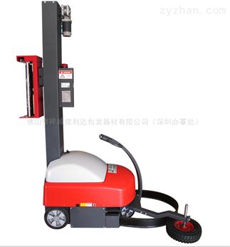 湖北武汉自走式胶膜裹包机