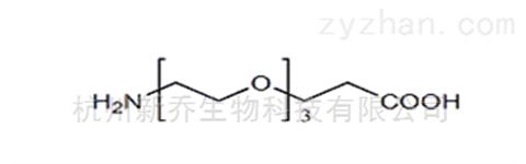 784105-33-5 H2N-PEG3-COOH 纯度高