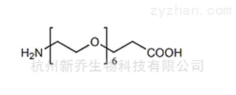 905954-28-1 H2N-PEG6-COOH 小分子PEG