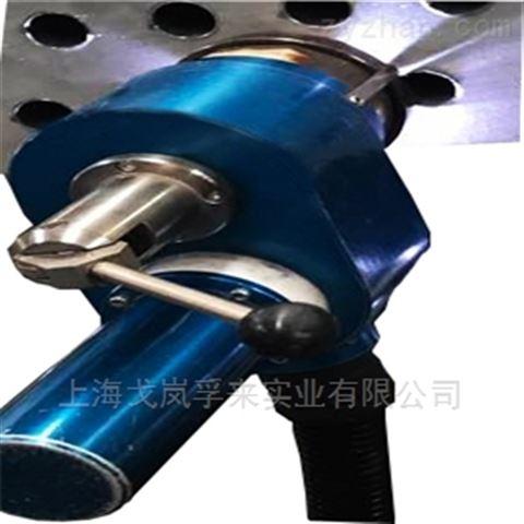 U型管换热器管板焊机