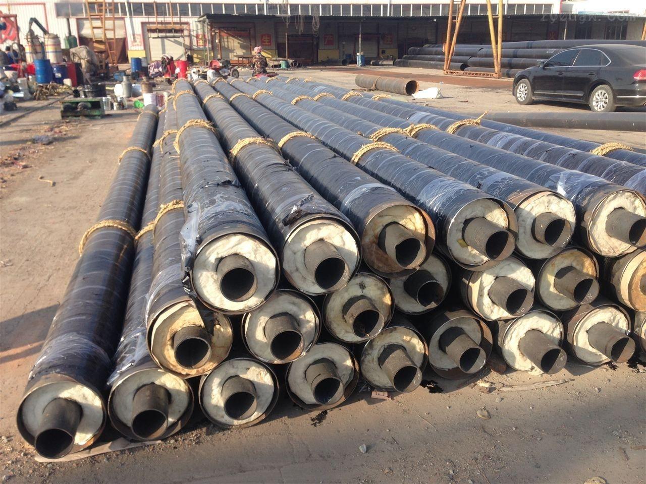 哈尔滨市聚氨酯暖气复合保温管安装厂家