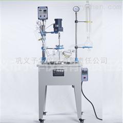 YDF-10L单层玻璃反应釜